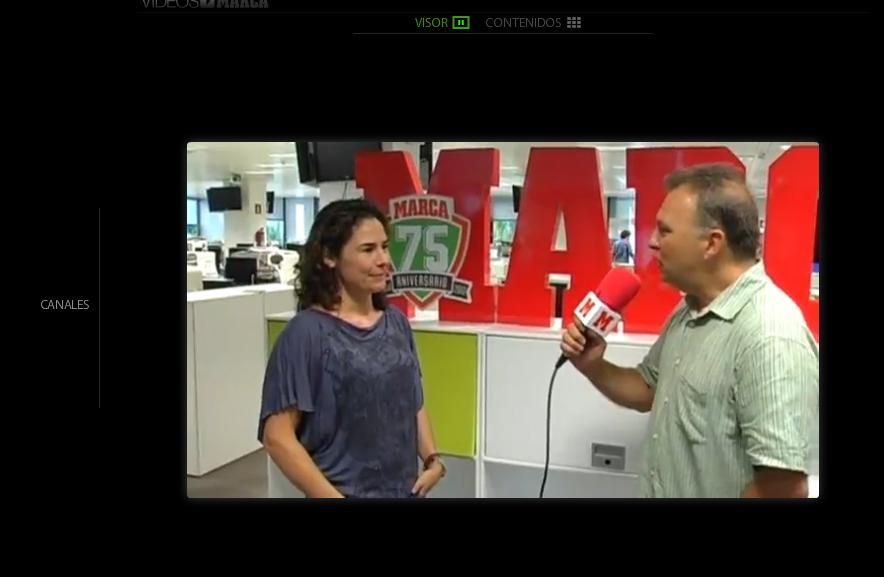Reporte de TV