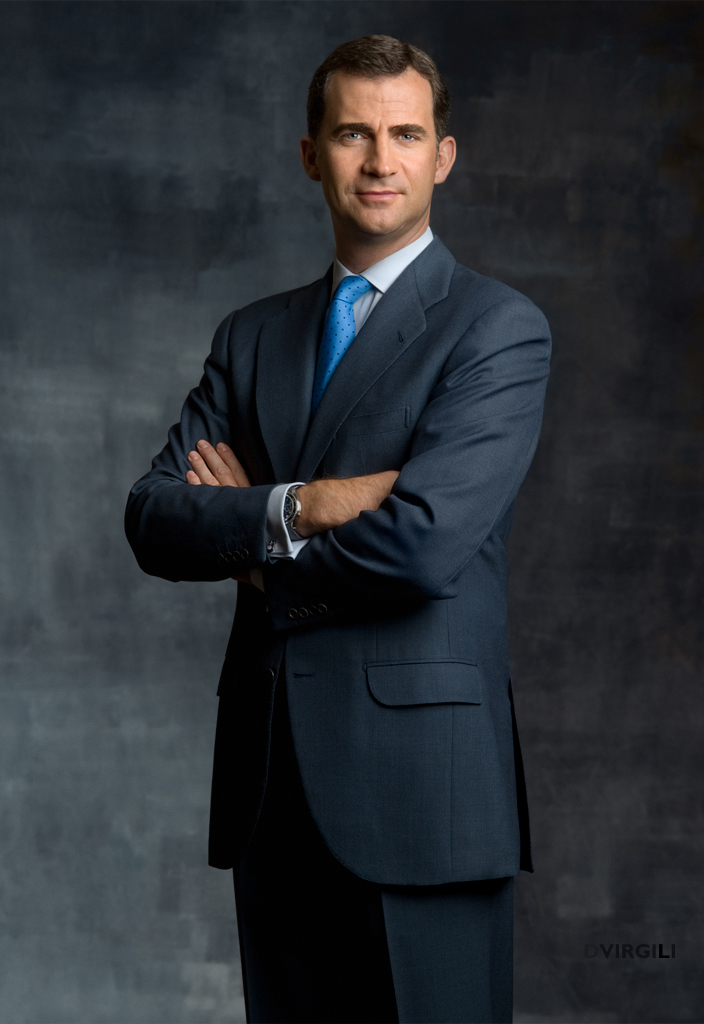 Presidente de Honor: S.M. El Rey Don Juan Carlos I