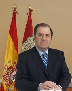 Vice-presidente de Honor: Excmo. Sr. Presidente de la Junta de Castilla y León D. Juan Vicente Herrera Campo