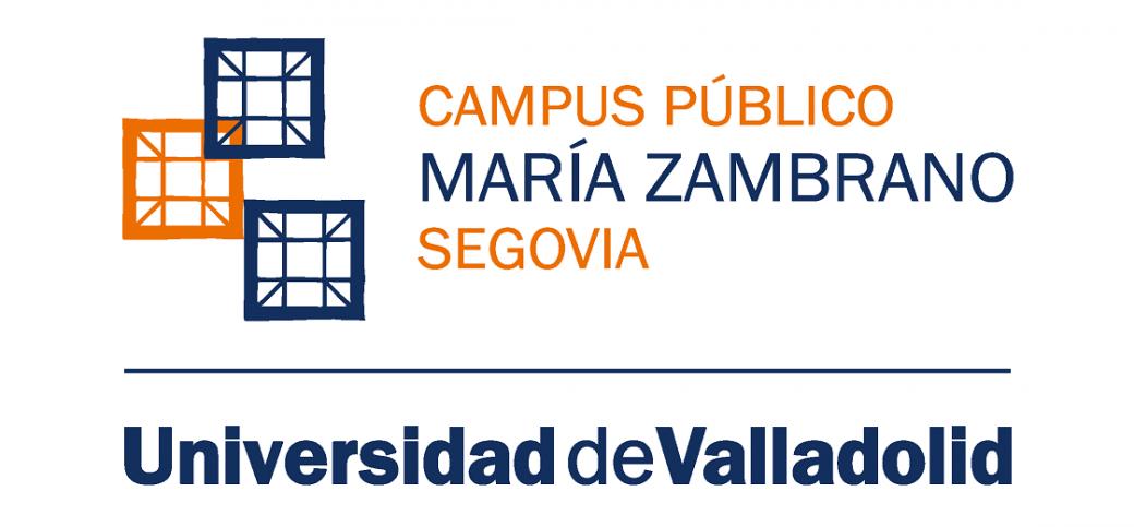 Logo UVA Campus María Zambrano