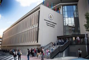 UVA Campus Mª Zambrano.Foto Alb.Morala